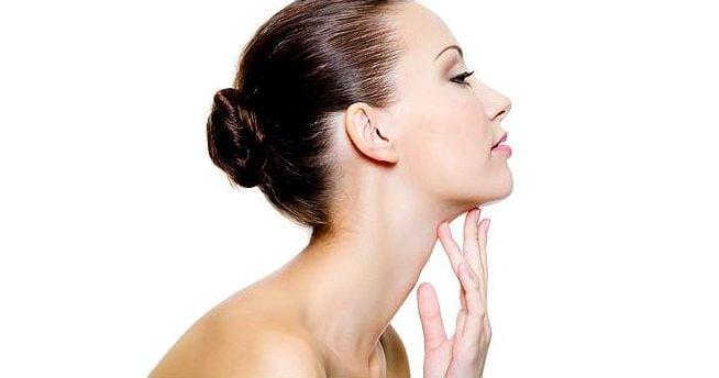 Хирургическая коррекция кожи лица и шеи
