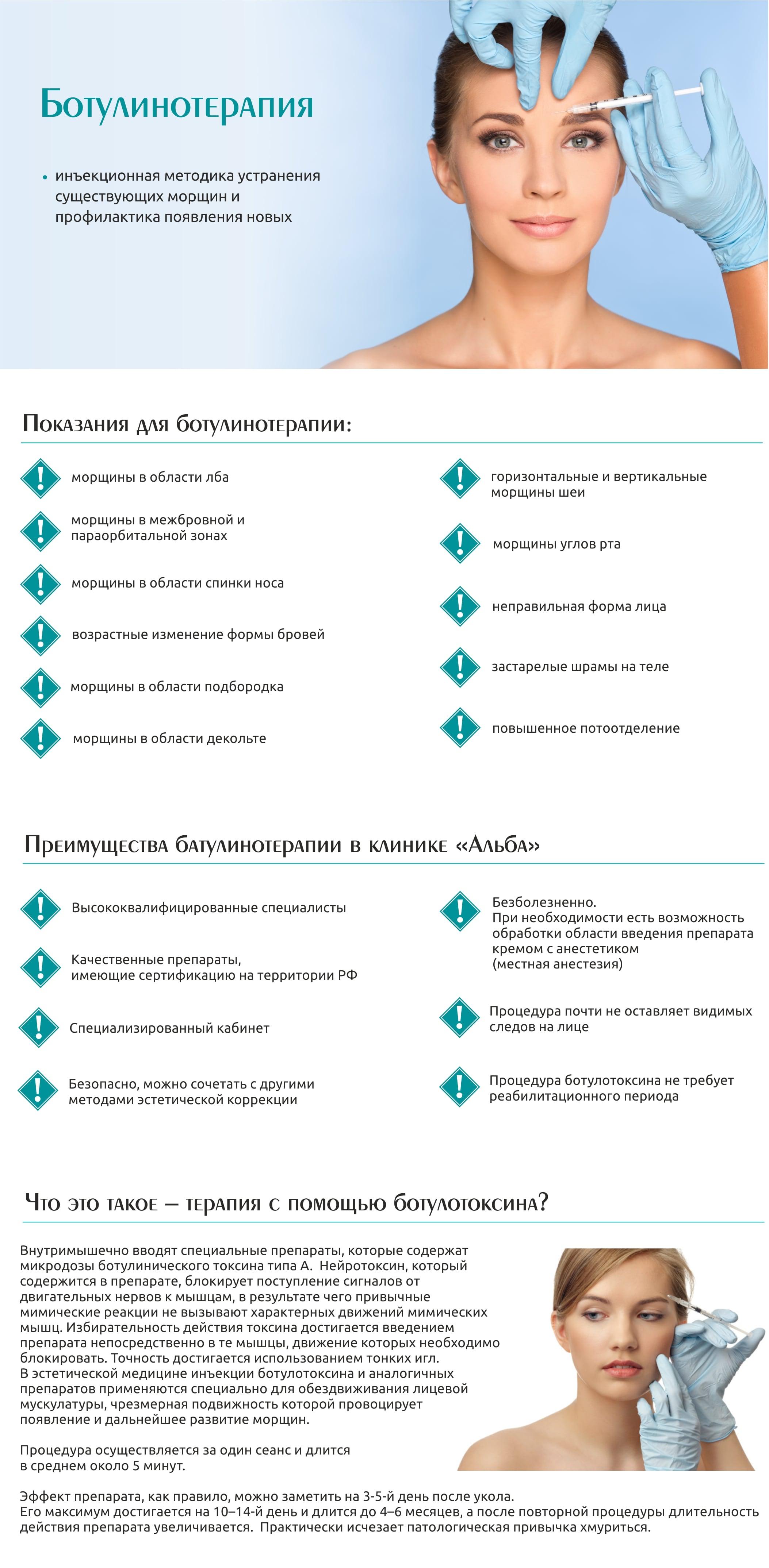 Ботулинотерапия (1)