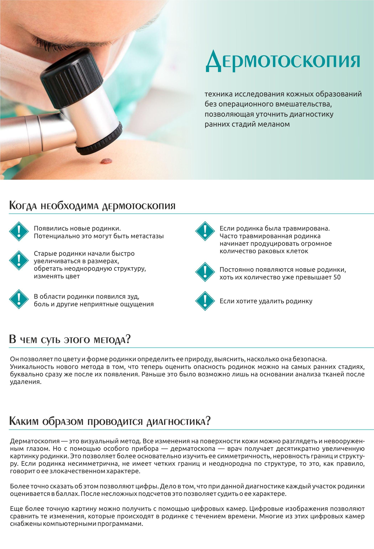 дерматоскопия